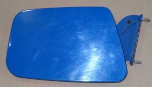 klapka wlewu paliwa Fiat Punto 2 II 5- drzwiowy niebieska (8)