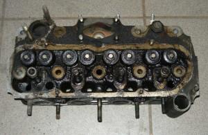 głowica z zaworami Fiat Uno 900 903
