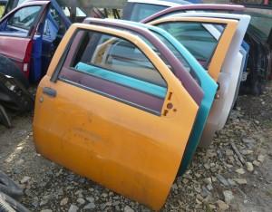 Fiat Punto I 3-drzwiowy, drzwi prawe
